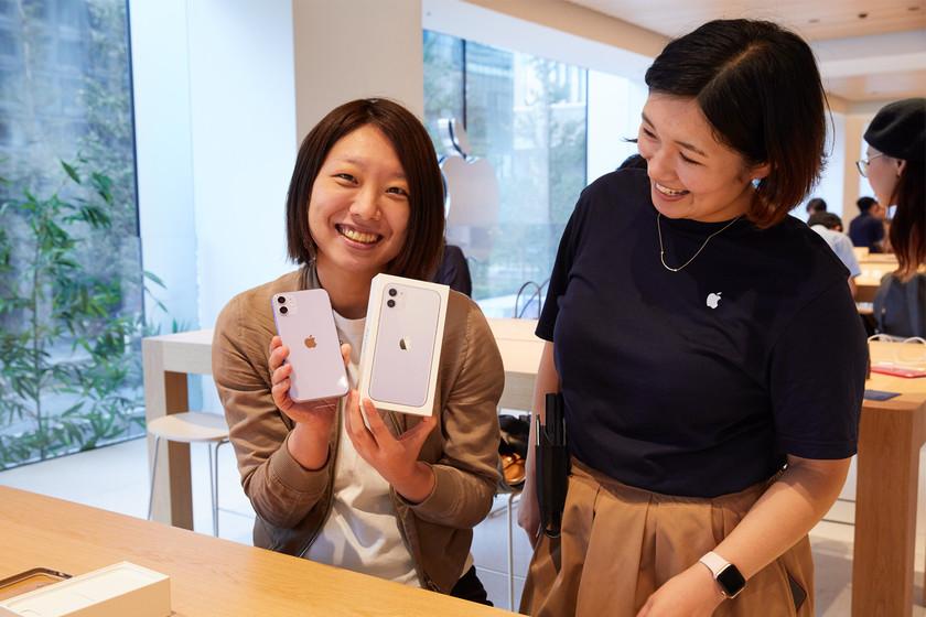 Los nuevos iPhone 11, iPhone 11 Pro y Apple Watch Series 5 ya están disponibles