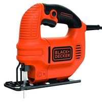 Por 22,99 euros tenemos esta sierra de calar  Black and Decker KS501 en Amazon