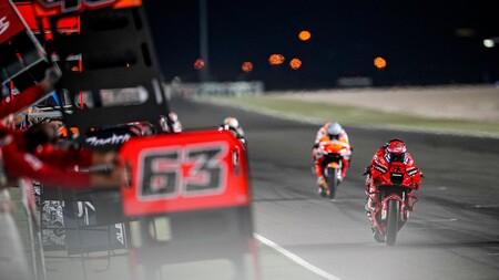 Bagnaia Doha Motogp 2021