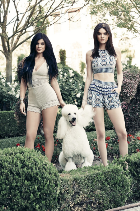 Kendall Kylie Pacsun Summer 2015 Collection