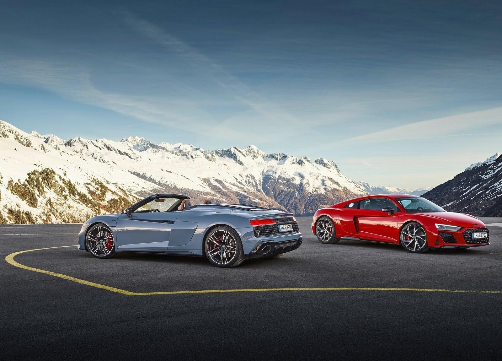 Foto de Audi R8 V10 Performance RWD (12/21)