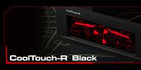 Controladores de ventilador Aerocool CoolTouch-R/E, ahora en negro