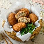 Korokke: receta de las irresistibles croquetas de patata japonesas