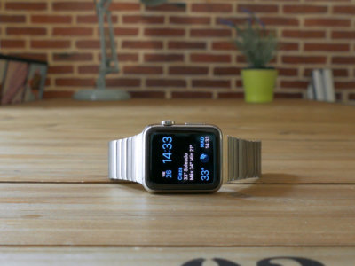 Cómo reactivar las capturas de pantalla en el Apple Watch con watchOS 3