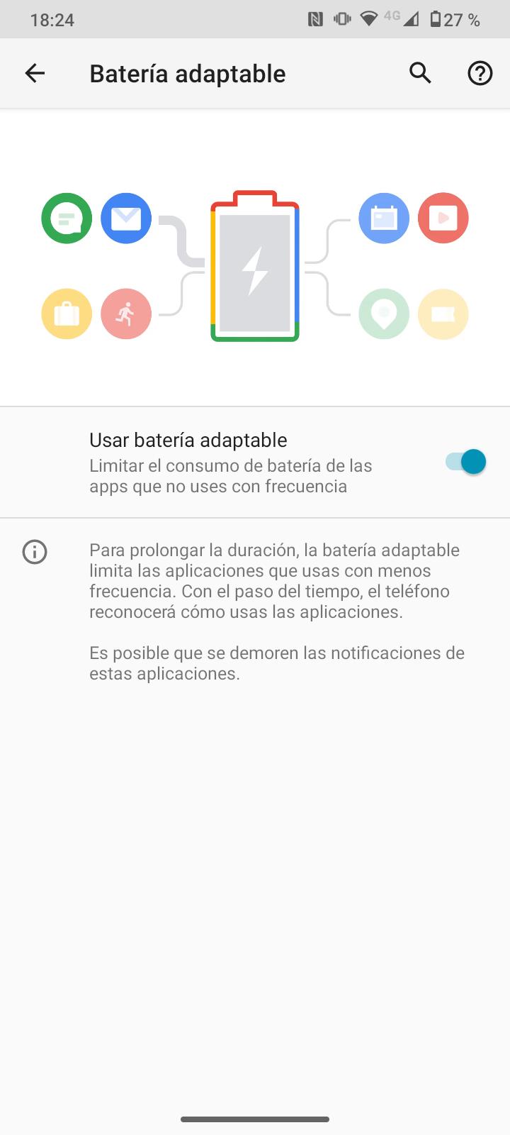 Foto de Android 11 + Moto App Launcher (19/25)