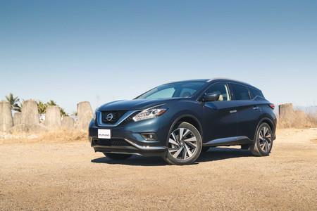 Nissan Murano 2019: Precios, versiones y equipamiento en México