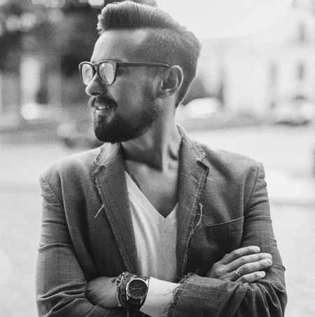 Estilo Beard Plus Undercut