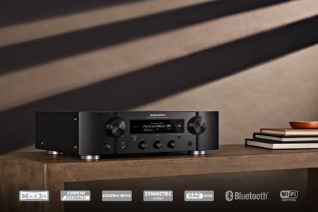 Marantz renueva su gama de amplificadores estéreo con el PM7000N, un modelo preparado para el streaming