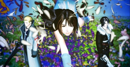Final Fantasy VIII llega a Steam