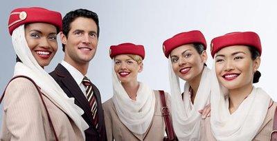 Emirates busca azafatas en Sevilla