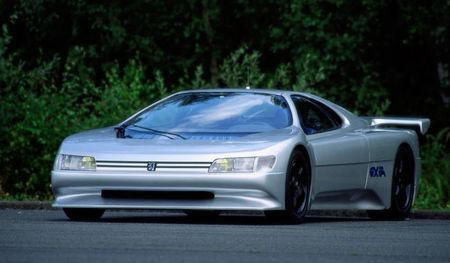 Peugeot Oxia, los 680 caballos que vinieron de Marte