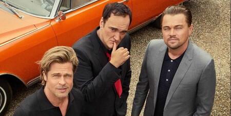 Tarantino Pitt Dicaprio