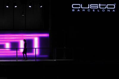 Custo Barcelona Otoño-Invierno 2014/2015 en la 080 Barcelona Fashion