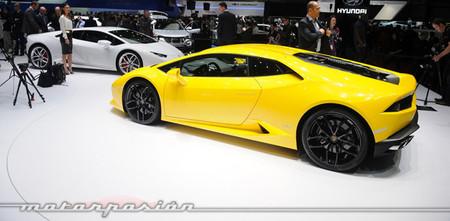 Lamborghini ya ha vendido 3.000 Huracán