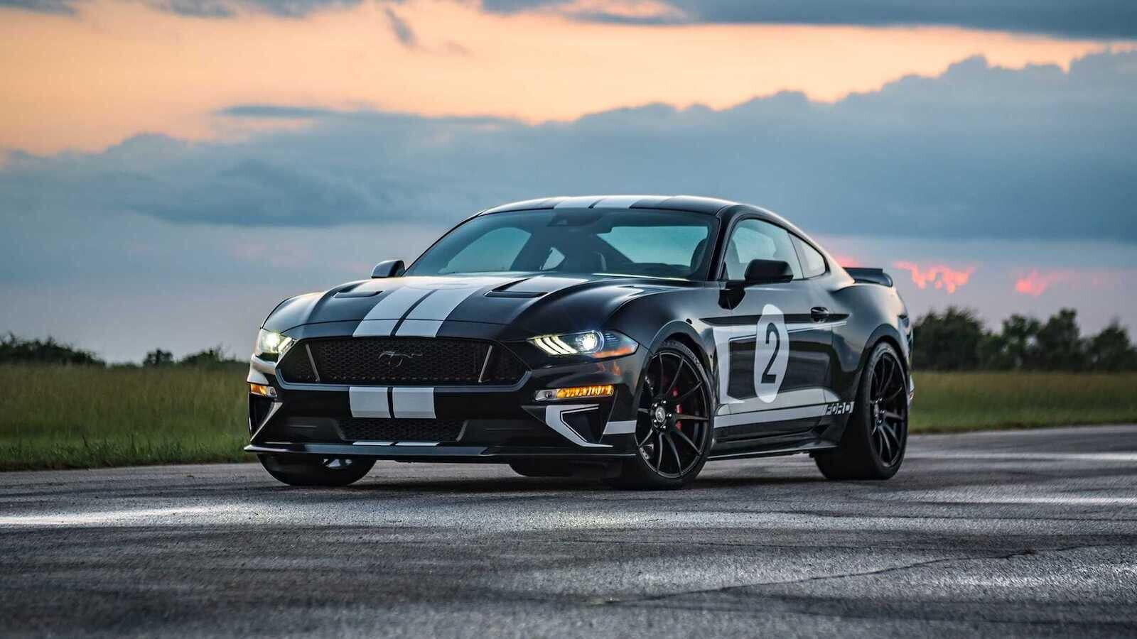 Foto de Hennessey Ford Mustang GT Legend Edition (7/13)