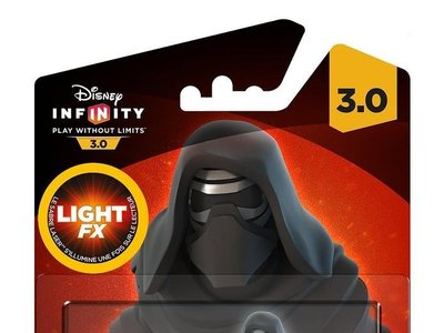 Amazon rebaja a 10,33 euros la figura Disney Infinity 3.0 Star Wars de Kylo Ren Light FX
