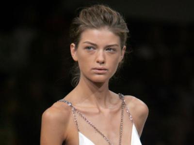 9 fotos que te harán repensarte si quieres ser modelo (incluso de Victoria's Secret)