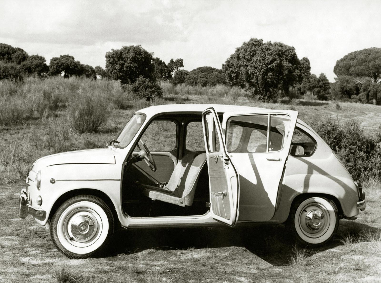 Foto de SEAT 600 (50 Aniversario) (45/64)