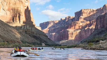 100 años del Gran Cañón y su grandeza en 14 fotografías