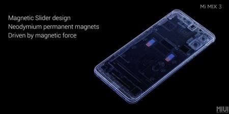 Xiaomi Mi Mix 3 Oficial Diseno Deslizable Imanes Neodimio