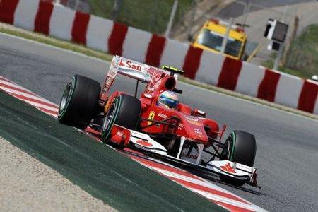 GP de España 2010: Fernando Alonso, segunda posición que sabe a victoria