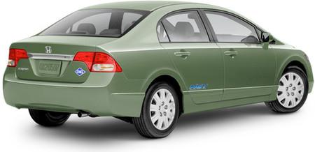 2010 Honda Civic GX CNG, un campeón ecológico