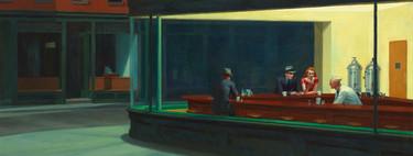 Abierto para todo el mundo el curso sobre Edward Hopper, el pintor que miraba como los fotógrafos, en la web del museo Thyssen