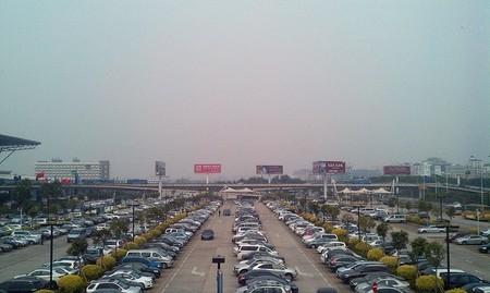 China limita las ventas de coches en su lucha contra la contaminación