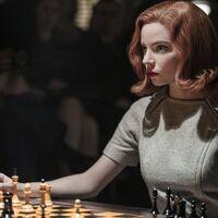 'Gambito de dama' arrasa en Netflix y consigue el mejor estreno de una miniserie en toda la historia de la plataforma