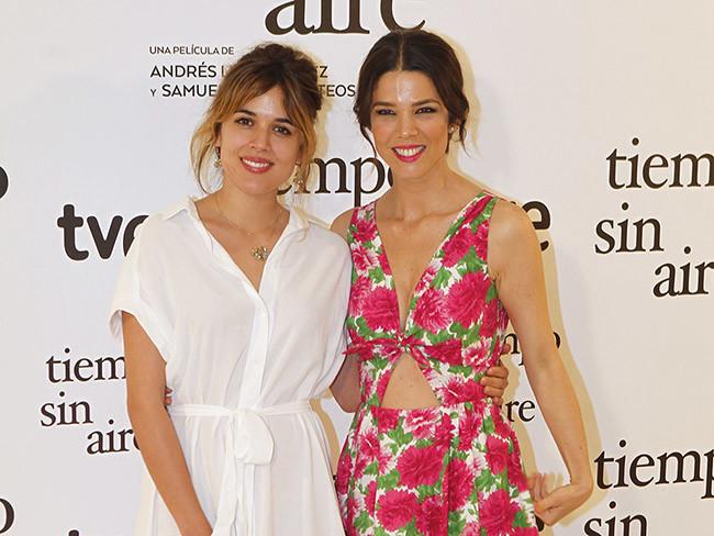 Adriana Ugarte y Juana Acosta