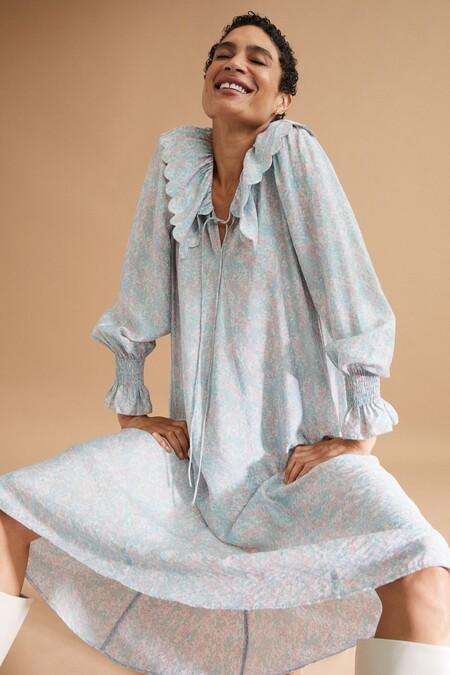 Estos son los vestidos de otoño de H&M que van a arrasar en el street-style