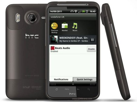Incluyen Beats en una ROM de HTC Desire HD