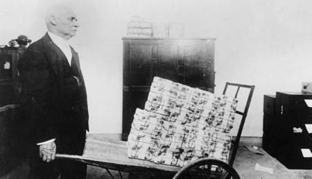 Hiperinflacion Alemana