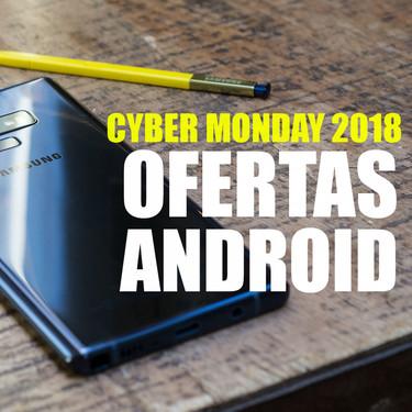 Cyber Monday 2018: las mejores ofertas en móviles y tablets Android