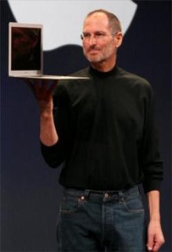 Las implicaciones de la enfermedad de Steve Jobs en el valor de Apple en Bolsa