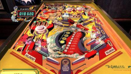 'The Pinball Arcade' también hará tilt en PS4