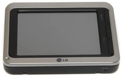 LG LN800, navegador GPS a buen precio