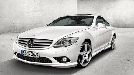 Mercedes-Benz lanzará un perfume masculino en septiembre