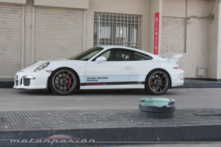 Porsche 911 GT3 2015 Prueba 11