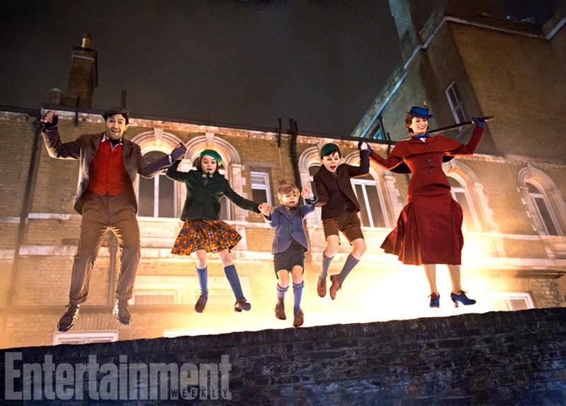 Foto de 'Mary Poppins Returns', nuevas imágenes oficiales (3/9)