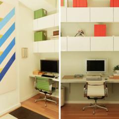 Foto 7 de 9 de la galería piso-retro-de-colores en Decoesfera