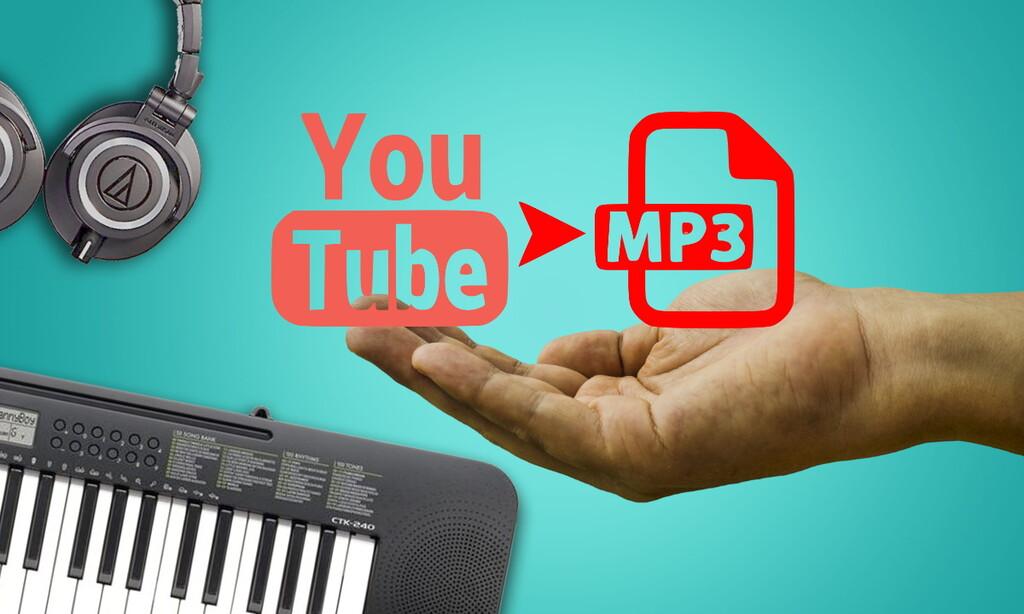 Cómo convertir canciones de YouTube a MP3