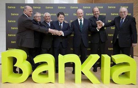 bankia salvando bankeros