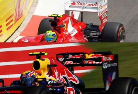 GP de Mónaco F1 2011: las mejoras aerodinámicas de Ferrari funcionan