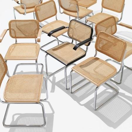 Marcel Breuer Cesca Chair 6215 Zrect