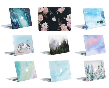 Carcasas para MacBook pro con diseño para mujer en México