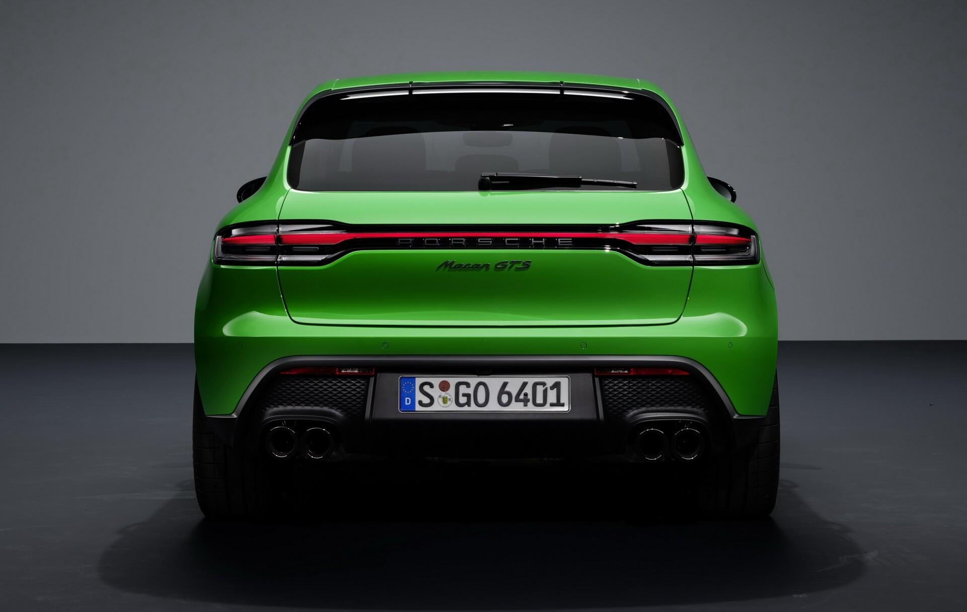 Foto de Porsche Macan 2022 (40/59)