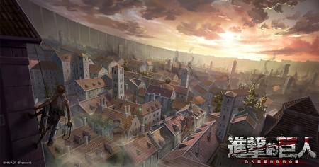 Tencent anuncia el desarrollo de un nuevo videojuego de Attack on Titan para dispositivos móviles