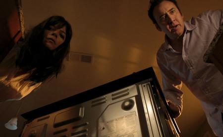'Mamá y papá' es una negra y ultraviolenta comedia en la que Nicolas Cage y Selma Blair son los peores padres del mundo