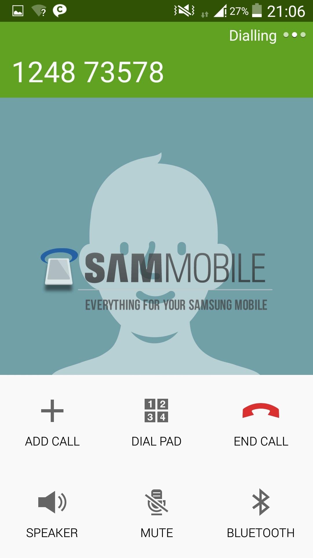 Foto de Android L para Samsung Galaxy S5 (10/39)
